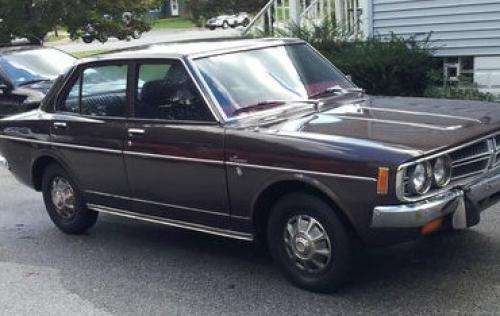 Photo Image Gallery: Toyota Corona in Brown    (XX4)  YEARS: -