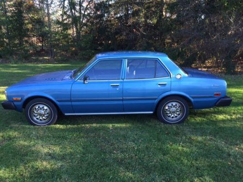 Photo Image Gallery & Touchup Paint: Toyota Corona in Light Blue Metallic  (802)  YEARS: 1976-1976