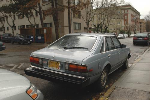 Photo Image Gallery & Touchup Paint: Toyota Corona in Silver Metallic   (137)  YEARS: 1980-1981