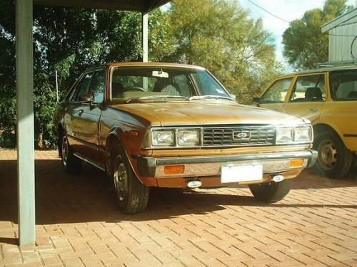 Photo Image Gallery & Touchup Paint: Toyota Corona in Orange Metallic   (484)  YEARS: 1979-1980