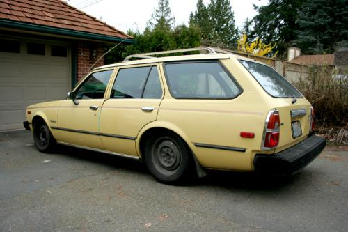 Photo Image Gallery & Touchup Paint: Toyota Corona in Yellow    (546)  YEARS: 1979-1980