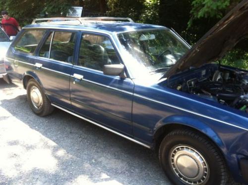 Photo Image Gallery & Touchup Paint: Toyota Corona in Dark Blue Metallic  (879)  YEARS: 1981-1981