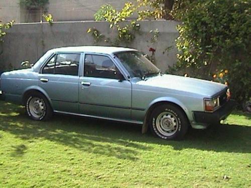 Photo Image Gallery & Touchup Paint: Toyota Corona in Light Blue Metallic  (888)  YEARS: 1981-1982