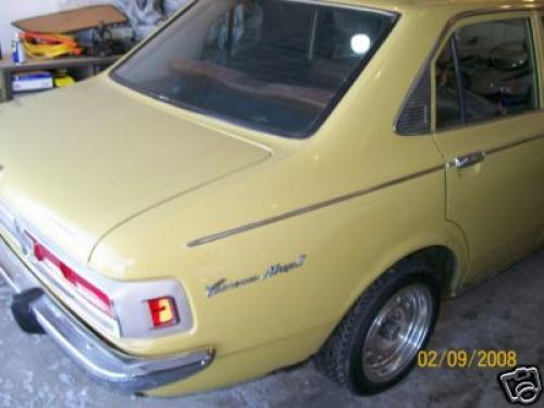 Photo Image Gallery: Toyota Coronamkii in Pale Yellow   (XX2)  YEARS: -