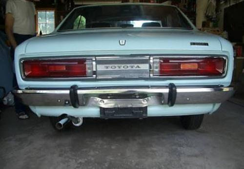 Photo Image Gallery: Toyota Coronamkii in Lt Blue   (XXX)  YEARS: -