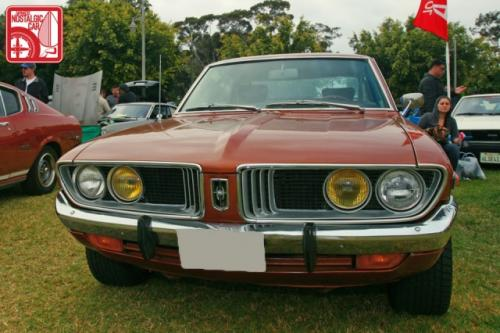 Photo Image Gallery & Touchup Paint: Toyota Coronamkii in Orange Metallic   (337)  YEARS: 1976-1976