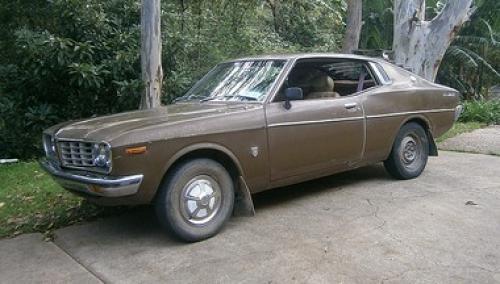Photo Image Gallery & Touchup Paint: Toyota Coronamkii in Brown    (415)  YEARS: 1975-1976