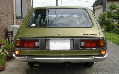 Photo Image Gallery & Touchup Paint: Toyota Coronamkii in Light Green Metallic  (679)  YEARS: 1976-1976