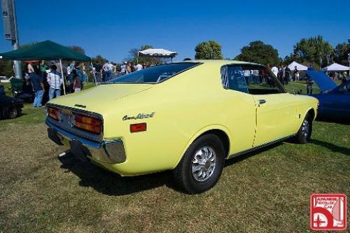 Photo Image Gallery: Toyota Coronamkii in Light Yellow   (XX5)  YEARS: -