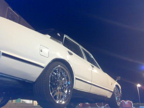 Photo Image Gallery & Touchup Paint: Toyota Cressida in White    (033)  YEARS: 1980-1980