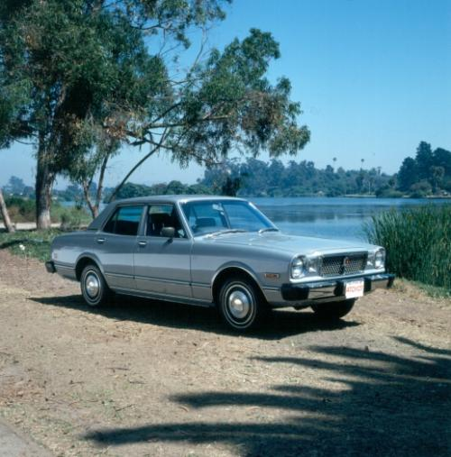 Photo Image Gallery & Touchup Paint: Toyota Cressida in Silver Metallic   (128)  YEARS: 1978-1980