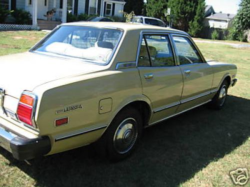 Photo Image Gallery & Touchup Paint: Toyota Cressida in Beige    (464)  YEARS: 1978-1980