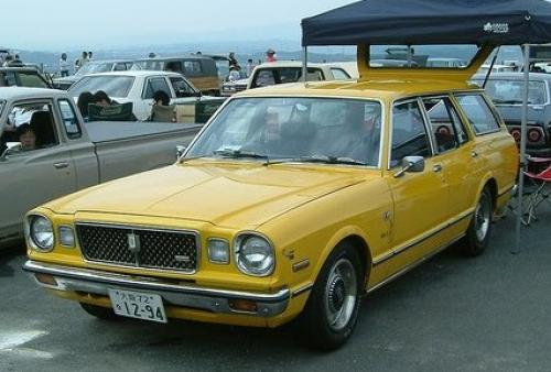 Photo Image Gallery & Touchup Paint: Toyota Cressida in Yellow    (541)  YEARS: 1979-1980
