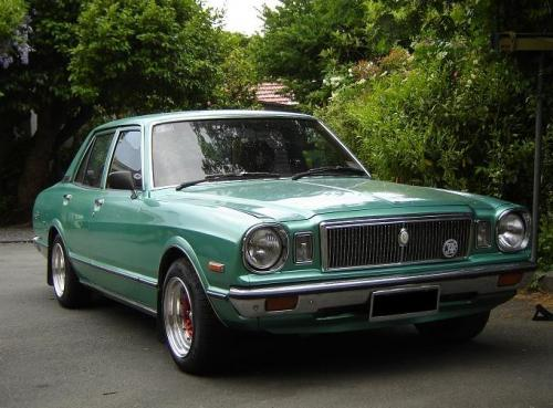 Photo Image Gallery & Touchup Paint: Toyota Cressida in Mint Green Metallic  (6B8)  YEARS: 1979-1980