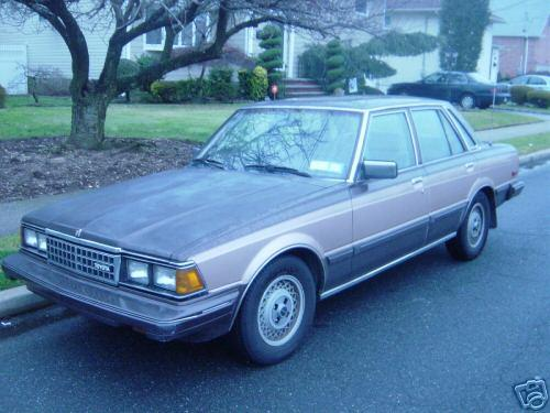 Photo Image Gallery & Touchup Paint: Toyota Cressida in Brown Apricot   (2K3)  YEARS: 1983-1983