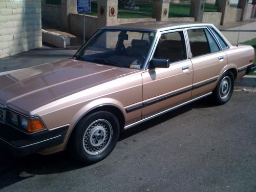 Photo Image Gallery & Touchup Paint: Toyota Cressida in Apricot Metallic   (3B4)  YEARS: 1983-1983