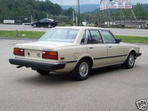 Photo Image Gallery & Touchup Paint: Toyota Cressida in Beige    (496)  YEARS: 1981-1981