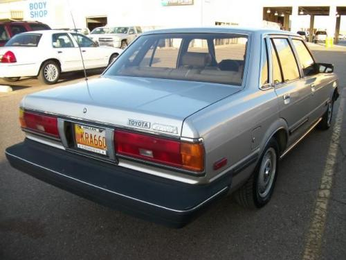 Photo Image Gallery & Touchup Paint: Toyota Cressida in Light Beige Metallic  (4D2)  YEARS: 1984-1984