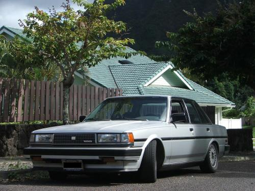 Photo Image Gallery & Touchup Paint: Toyota Cressida in Super Silver Metallic  (150)  YEARS: 1985-1986
