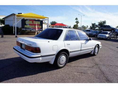 Photo Image Gallery & Touchup Paint: Toyota Cressida in Super White   (050)  YEARS: 1989-1992