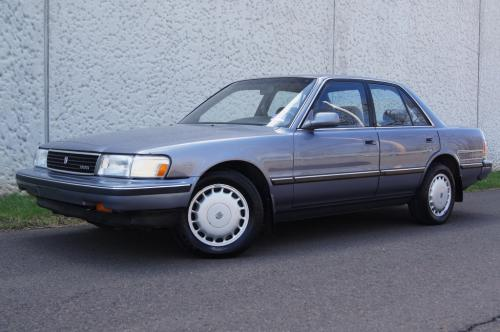 Photo Image Gallery & Touchup Paint: Toyota Cressida in Medium Slate Metallic  (177)  YEARS: 1989-1990