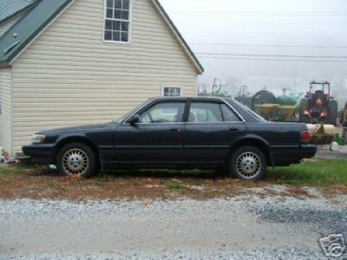 Photo Image Gallery & Touchup Paint: Toyota Cressida in Dark Gray Metallic  (183)  YEARS: 1991-1992