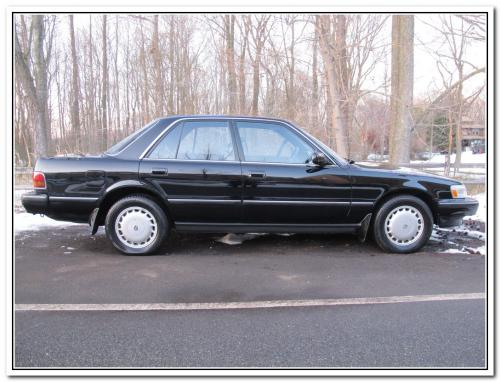 Photo Image Gallery & Touchup Paint: Toyota Cressida in Black    (202)  YEARS: 1989-1990