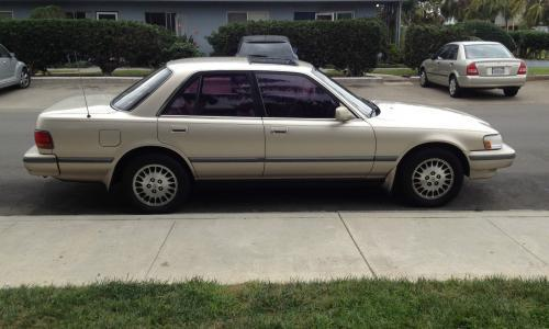 Photo Image Gallery & Touchup Paint: Toyota Cressida in Almond Beige Pearl  (4J1)  YEARS: 1991-1992