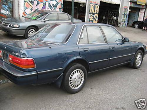 Photo Image Gallery & Touchup Paint: Toyota Cressida in Dark Blue Pearl  (869)  YEARS: 1991-1992
