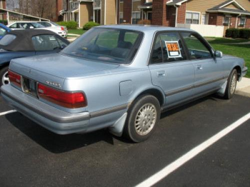 Photo Image Gallery & Touchup Paint: Toyota Cressida in Ice Blue Pearl  (8G2)  YEARS: 1989-1992