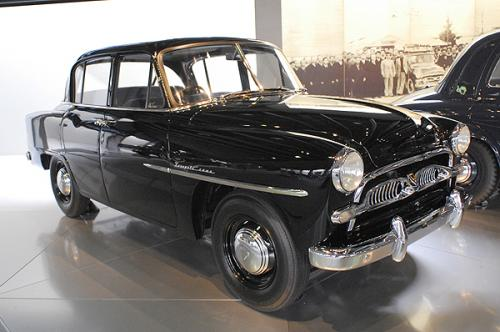 Photo Image Gallery & Touchup Paint: Toyota Crown in Black    (T26)  YEARS: 1958-1959