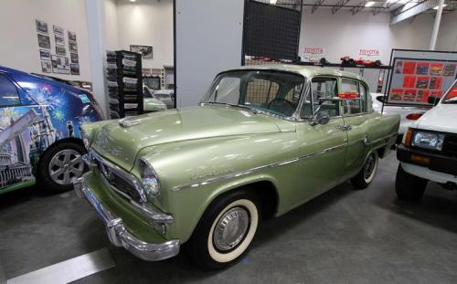 Photo Image Gallery & Touchup Paint: Toyota Crown in Lyons Green Metallic  (T326)  YEARS: 1958-1960