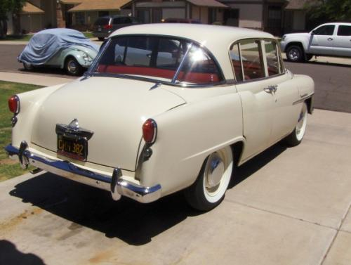 Photo Image Gallery & Touchup Paint: Toyota Crown in India Ivory   (T329)  YEARS: 1958-1960