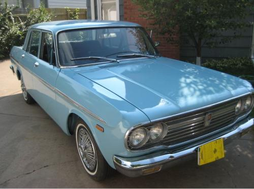 Photo Image Gallery & Touchup Paint: Toyota Crown in Horizontal Blue   (T1208)  YEARS: 1965-1967