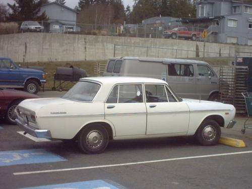 Photo Image Gallery & Touchup Paint: Toyota Crown in Lily White   (T403)  YEARS: 1965-1967