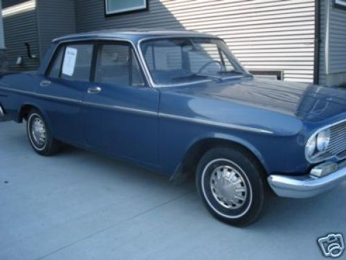 Photo Image Gallery & Touchup Paint: Toyota Crown in River Blue   (T431)  YEARS: 1965-1967