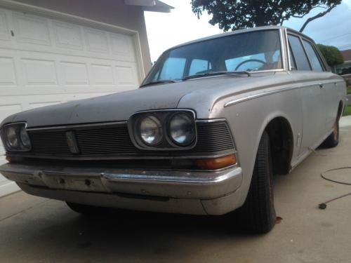 Photo Image Gallery & Touchup Paint: Toyota Crown in Palmela Gray Metallic  (T1421)  YEARS: 1968-1971