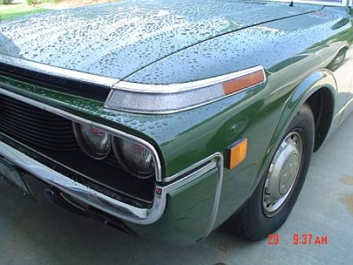 Photo Image Gallery & Touchup Paint: Toyota Crown in Green Currant Metallic  (T602)  YEARS: 1971-1972