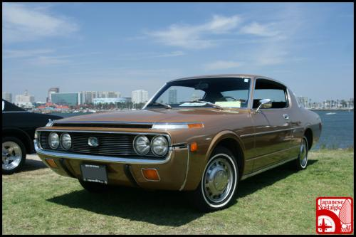 Photo Image Gallery: Toyota Crown in Brown    (XX2)  YEARS: -