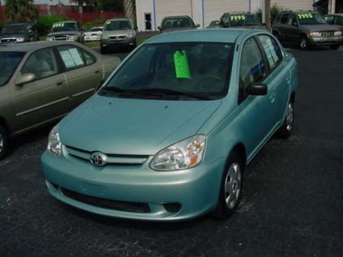 Photo Image Gallery & Touchup Paint: Toyota Echo in Aqua Ice Opalescent  (761)  YEARS: 2003-2005