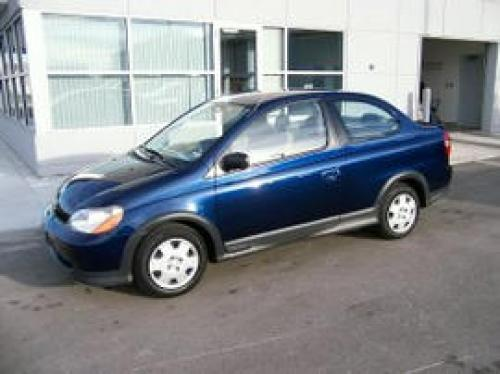 Photo Image Gallery & Touchup Paint: Toyota Echo in Brilliant Blue Pearl  (8K8)  YEARS: 2001-2001