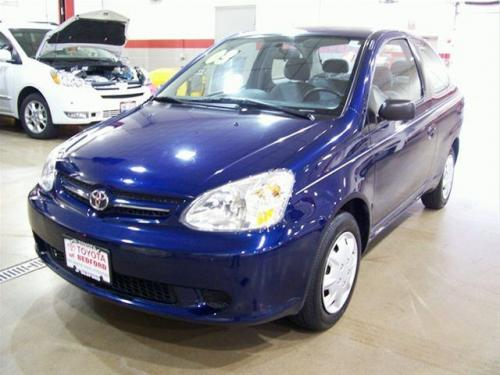 Photo Image Gallery & Touchup Paint: Toyota Echo in Indigo Ink Pearl  (8P4)  YEARS: 2001-2005