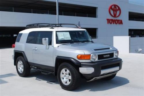 Photo Image Gallery & Touchup Paint: Toyota Fjcruiser in Titanium Metallic   (2JR)  YEARS: 2007-2008