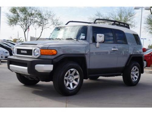 Photo Image Gallery & Touchup Paint: Toyota Fjcruiser in Cement Gray   (2KY)  YEARS: 2014-2014