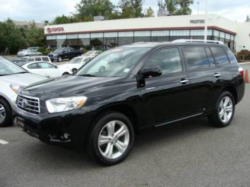 Photo Image Gallery Touchup Paint Toyota Highlander In Black 202 Years