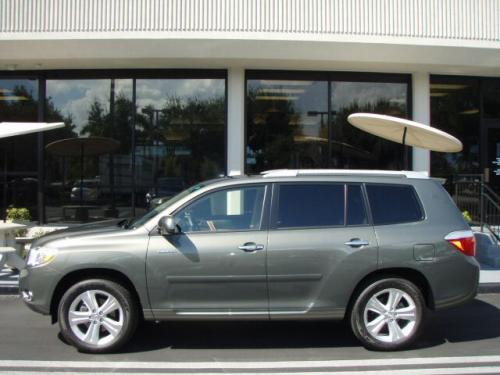 Photo Image Gallery Touchup Paint Toyota Highlander In Cypress Pearl 6t7 Years