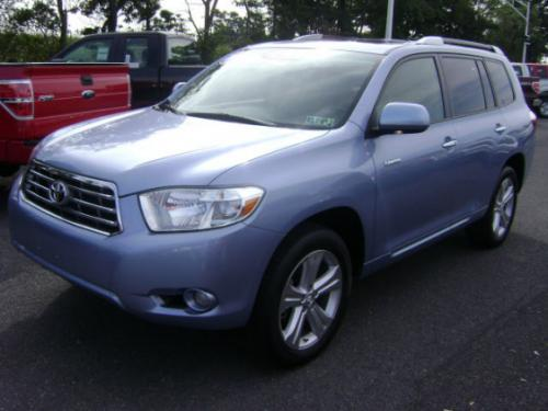 Photo Image Gallery Amp Touchup Paint Toyota Highlander In