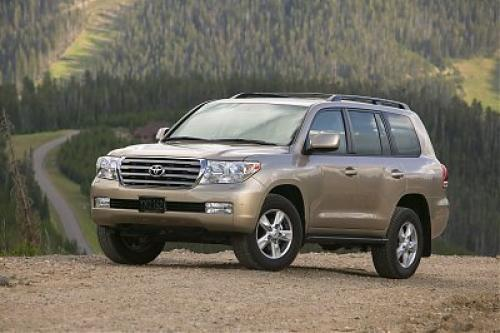 Photo Image Gallery: Toyota Landcruiser in Sonora Gold Pearl  (4R3)  YEARS: -