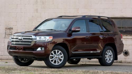 Photo Image Gallery & Touchup Paint: Toyota Landcruiser in Brandywine Mica   (4S6)  YEARS: 2016-2017