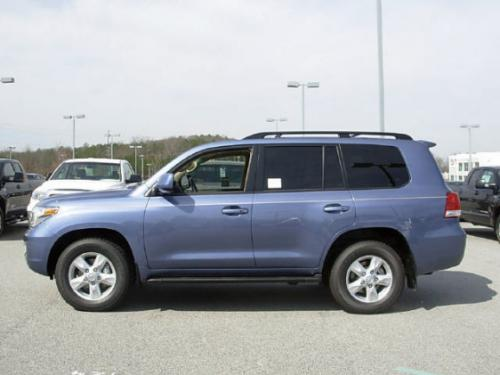 Photo Image Gallery & Touchup Paint: Toyota Landcruiser in Pacific Blue Metallic  (8R3)  YEARS: 2008-2011